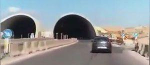 Dağ Olmayan Yolda Tünel Yapıldığı İddiası
