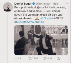Atatürk'ün Zeybek Oynadığı Fotoğraf Gerçek mi?
