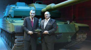 Koç Holding'in Altay Tankını Üretmediği İddiası