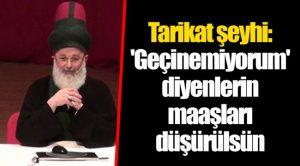 Hazreti Muhammed'in Geçinemediğini Söyleyen Kişinin Maaşını Düşürdüğü İddiası