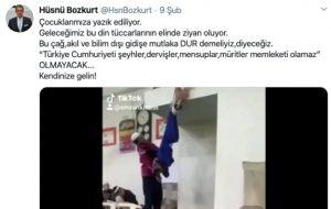 Türkiye'de Bir Çocuğun Kuran Kursunda Ayaklarından Asıldığı İddiası