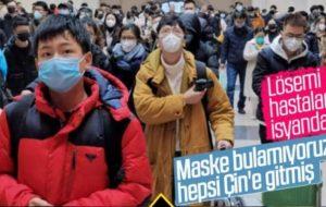 Koronavirüs Nedeniyle Türkiye'de Maske Sıkıntısı Yaşandığı İddiası
