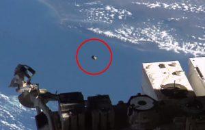 NASA'nın UFO görüntüsü kaydettiği iddiası