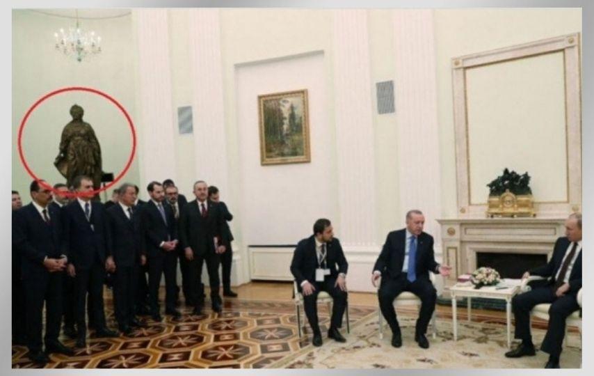 2. Katerina'nın Osmanlı Devletini 11 Kez Yendiği ve Putin'in Heykellerle Mesaj Verdiği İddiası