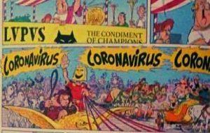 """Asterix Çizgi Romanında """"Koronavirüs Kehaneti"""" İddiası"""