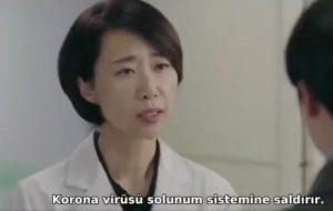 Güney Kore Dizisinde Koronavirüs'ün Biyolojik Silah Olduğunun Söylendiği İddiası